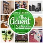 Christmas DIY, Part 1: The Advent Calendar