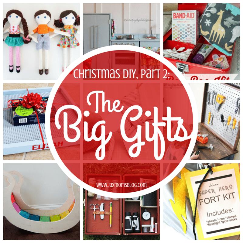 DIY Christmas Holiday Gifts