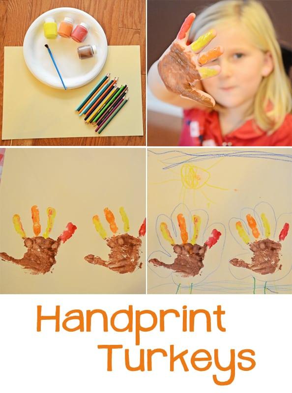HandprintTurkeyThanksgivingCraftsForKids