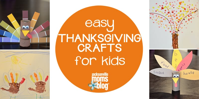 kids here are a few easy thanksgiving crafts to keep the kids busy