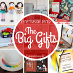 Christmas/Holiday DIY, Part 2: The Big Gifts