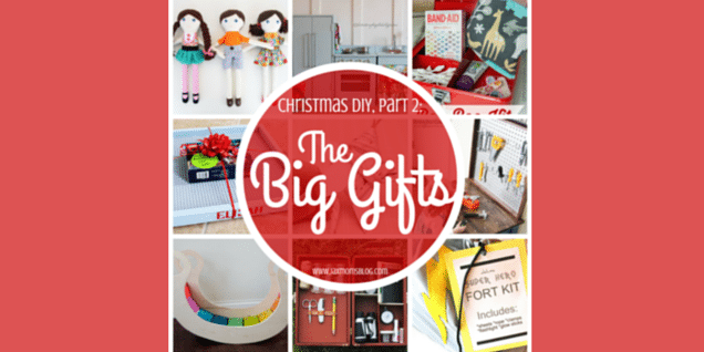 DIY Christmas Holiday Gifts