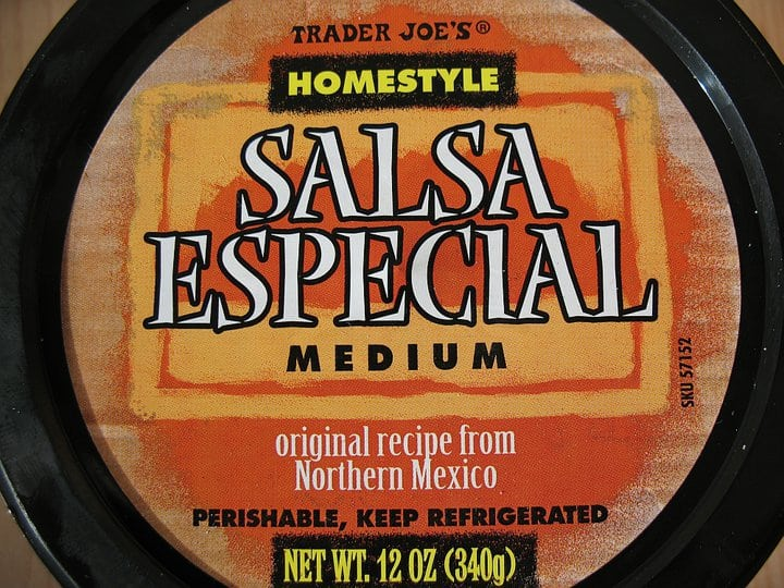 This salsa is so good, it even has its own Facebook page.