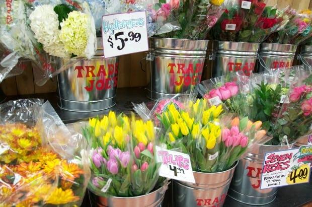 Trader Joe's Flowers