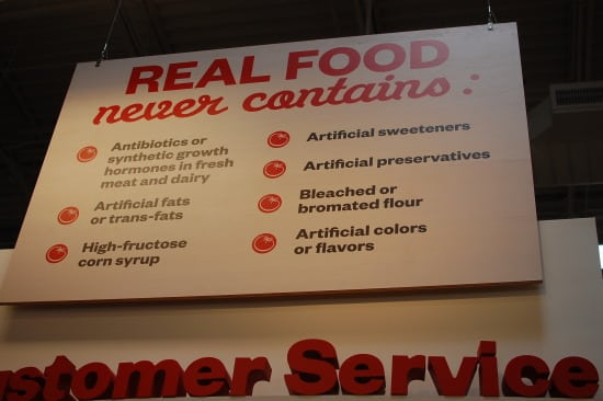 "Earthfare opened off Kernan and Atlantic this fall and focus on delivery ""real food"" to the community."