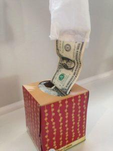 Tissue Money