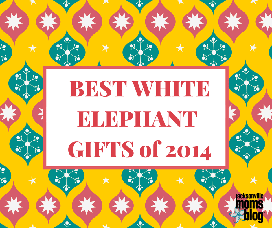 Best white elephant gifts of 2014 white elephant my husband john comes from a large family of six so buying gifts for everyone can get pretty expensive especially when you start including solutioingenieria Choice Image