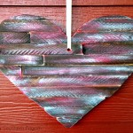 Valentine's Day Decor :: Wood Hanging Heart