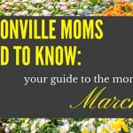 Jacksonville Moms Need to Know :: Your Guide to the Month of March 2015