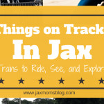 Things on Tracks In & Around Jax :: Trains to Ride, See, and Explore