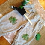 St. Patty's DIY Wearables: $10 Dollars, 10 Minutes
