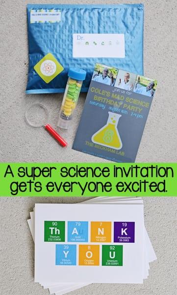 Throw a mad science birthday party madsciencepartyinvitationsjmb filmwisefo