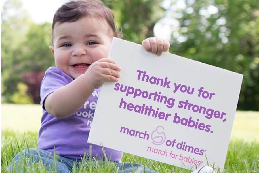 March of Dimes, March for Babies - Why I Walk