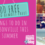 100 Free {and almost free} Things to Do in Jacksonville this Summer