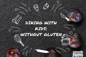 dining with kids