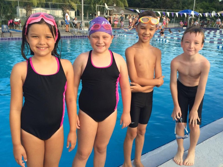 Finding The Perfect Youth Swim League In Jax