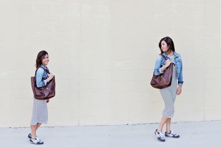 Midi dress blog7