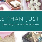 More Than Just PB&J :: Beating the Lunch Box Rut