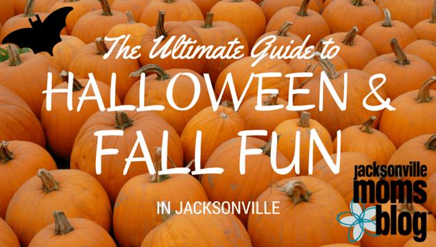 Halloween and Fall Fun In Jacksonville