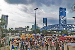 Jax Truckies Food Truck Championship will be held on October 3 from 4-9pm