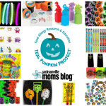 Sweet Alternatives to Candy for Halloween :: Join the Teal Pumpkin Project!