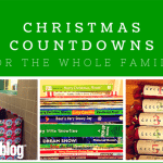 Books, Booze & Giving Back :: Christmas Countdowns for the Whole Family