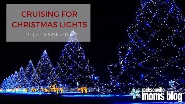 Cruising for Christmas Lights in Jacksonville