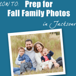 How to Prep for Fall Family Photos In Jacksonville