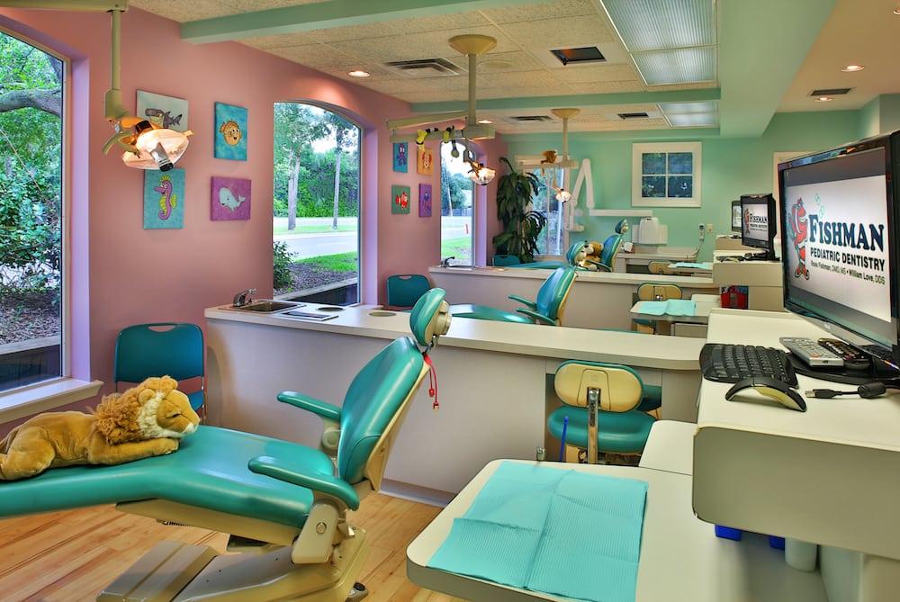 Fishman Pediatric Dentistry
