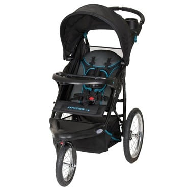 A Mom's Guide To Jogging Strollers
