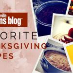 JMB's Favorite Thanksgiving Recipes