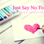Just Say No To Candy :: Non-Food Valentines for Kids