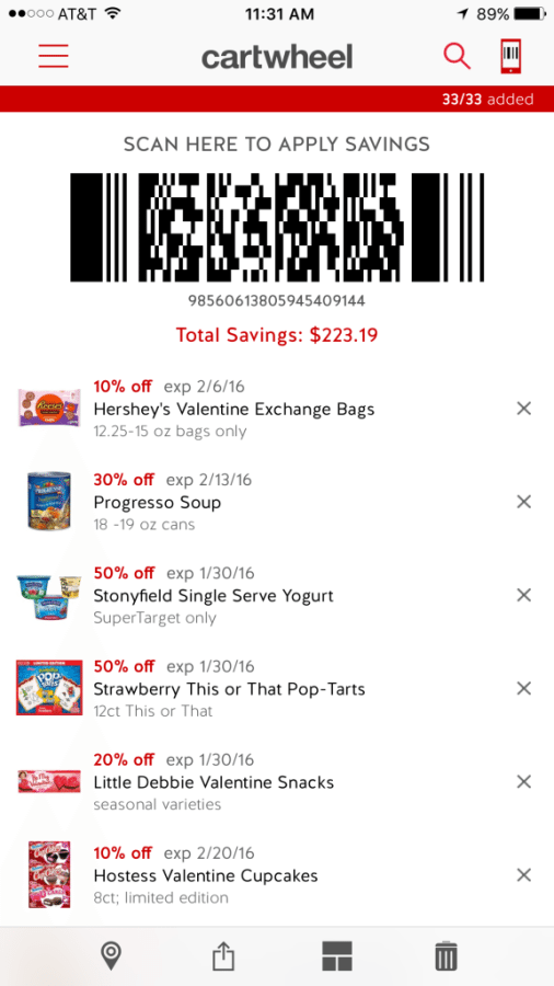coupon file cartwheel