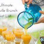 The Ultimate Jacksonville Brunch Bucket List