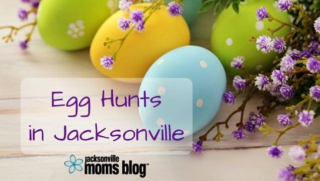 Egg Hunts In Jacksonville