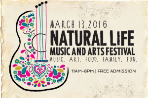 Natural Life Music Festival 2016