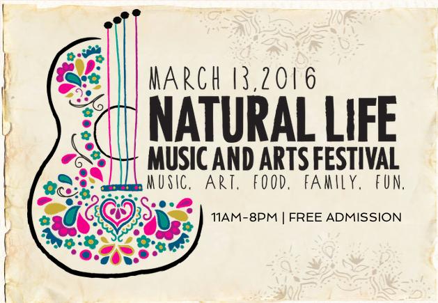 Natural Life Music Festival 2016