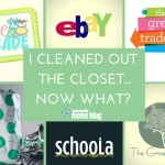 I Cleaned Out The Closet… Now What?