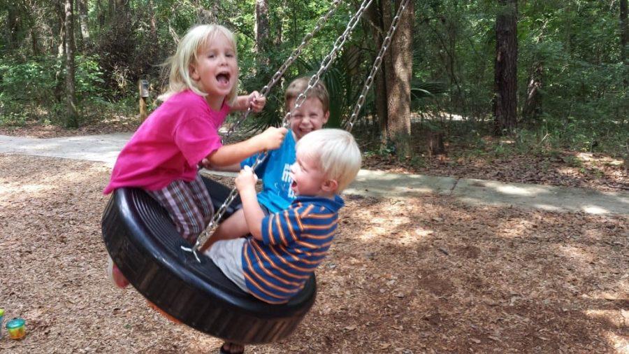 Living it up at Jacksonville's favorite parks