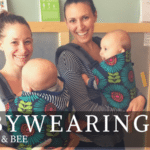 Baby Wearing 101 with Bay & Bee