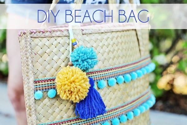 DIY Beach Bag - Blog