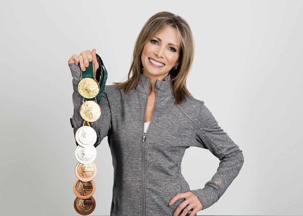 Shannon Miller Jacksonville S Gold Medal Mom