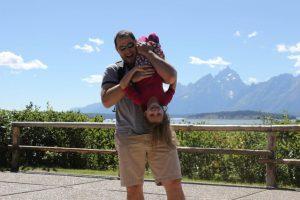 Dad and Mattie