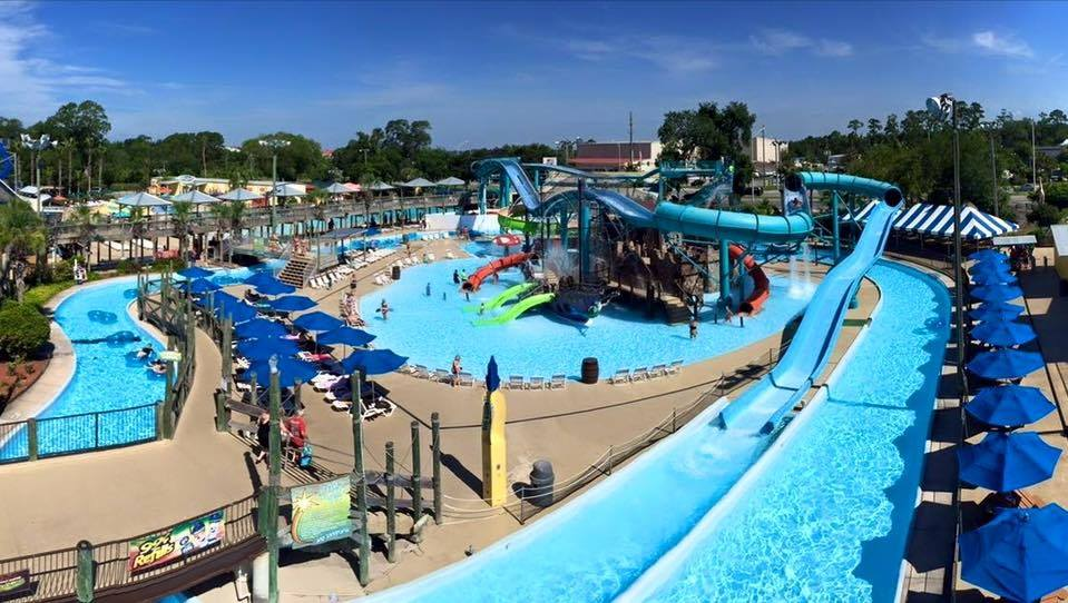 Water Park Day Trips From Jacksonville