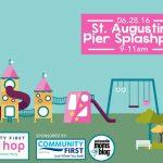 JMB Summer Park Hop :: St. Augustine Pier & Splashpad