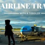 Airline Travel with a Toddler