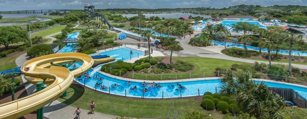 waterpark trip essay