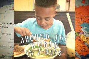Around the World in 7 Days