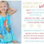 KYDS Back to School Bash with Mermaid Coral Beth