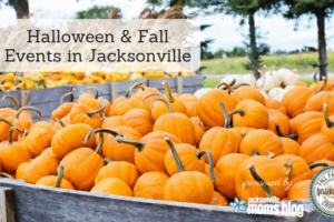 Halloween and Fall Events in Jax